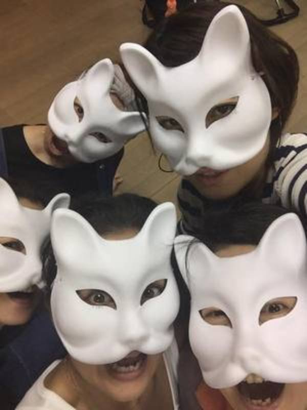 仮面グリー ペルソナ体験レッスン by水帆