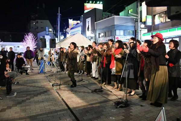 【西恋山イベント終了!3月17日@西小山駅前広場】