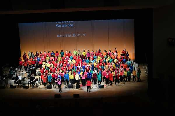 【Japan Gospel Choir Fellowship2018】