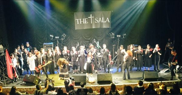 THE SALA ワンマンライブに参加!