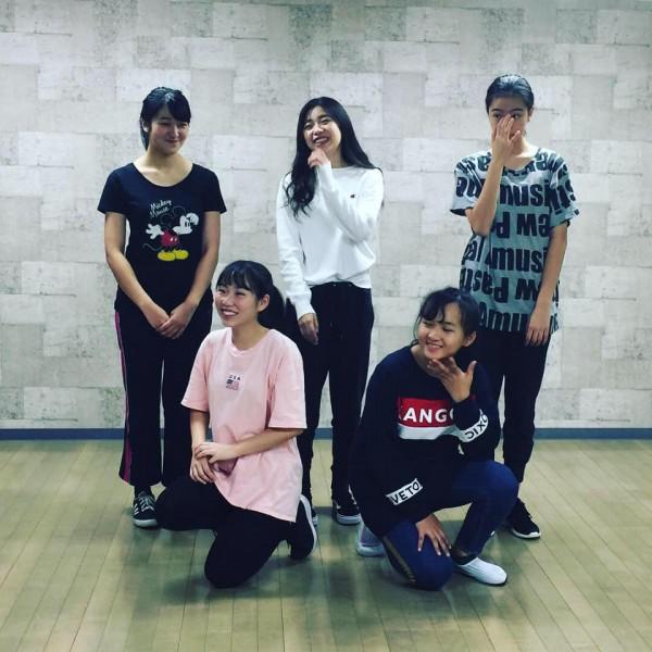 K-POPダンスワークショップ第1回目を終えて
